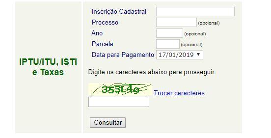 2 Via IPTU Goiânia
