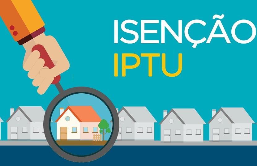 Isenção de IPTU 2022